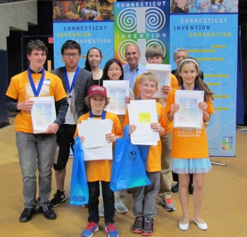 "CSEF's ""Spirit of Innovation"" Winners at 2016 Invention Convention"