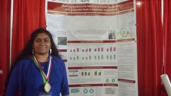 Maya Geradi, Wilbur Cross HS, New Haven - Gold Medalist